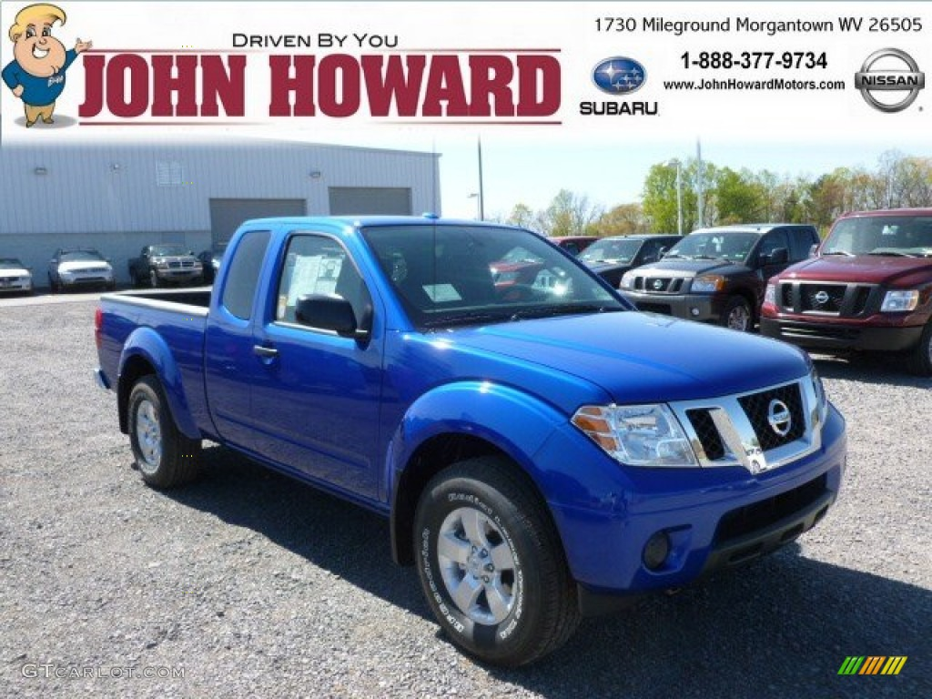 2012 metallic blue nissan frontier sv v6 king cab 4x4 63516581 2012 frontier sv v6 king cab 4x4 metallic blue graphite photo 1 vanachro Image collections