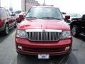 2006 Vivid Red Metallic Lincoln Navigator Luxury  photo #6