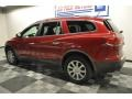 2010 Red Jewel Tintcoat Buick Enclave CXL AWD  photo #2