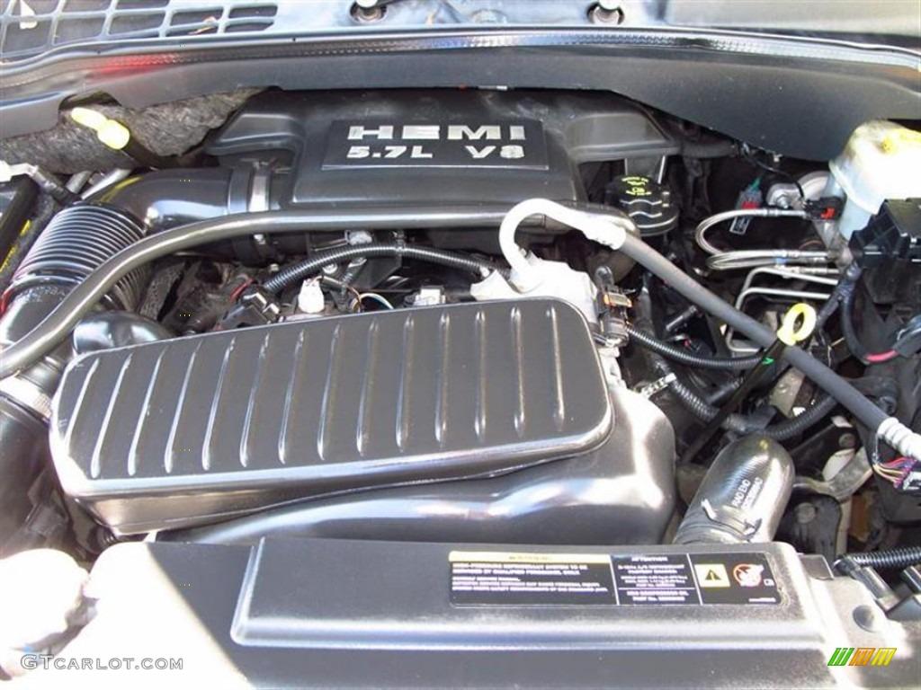 2006 Dodge Durango Limited 5 7 Liter Hemi Ohv 16v V8