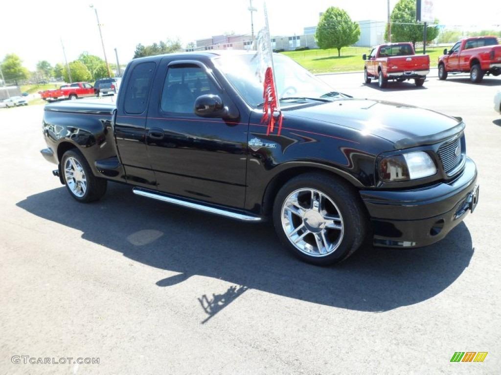 black 2000 ford f150 harley davidson extended cab exterior photo 63561134. Black Bedroom Furniture Sets. Home Design Ideas