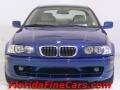 Topaz Blue Metallic - 3 Series 323i Coupe Photo No. 5