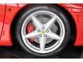 2002 Ferrari 360 Modena Wheel and Tire Photo