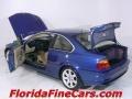 Topaz Blue Metallic - 3 Series 323i Coupe Photo No. 8