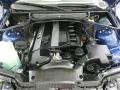 Topaz Blue Metallic - 3 Series 323i Coupe Photo No. 9