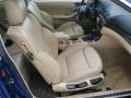 Topaz Blue Metallic - 3 Series 323i Coupe Photo No. 13