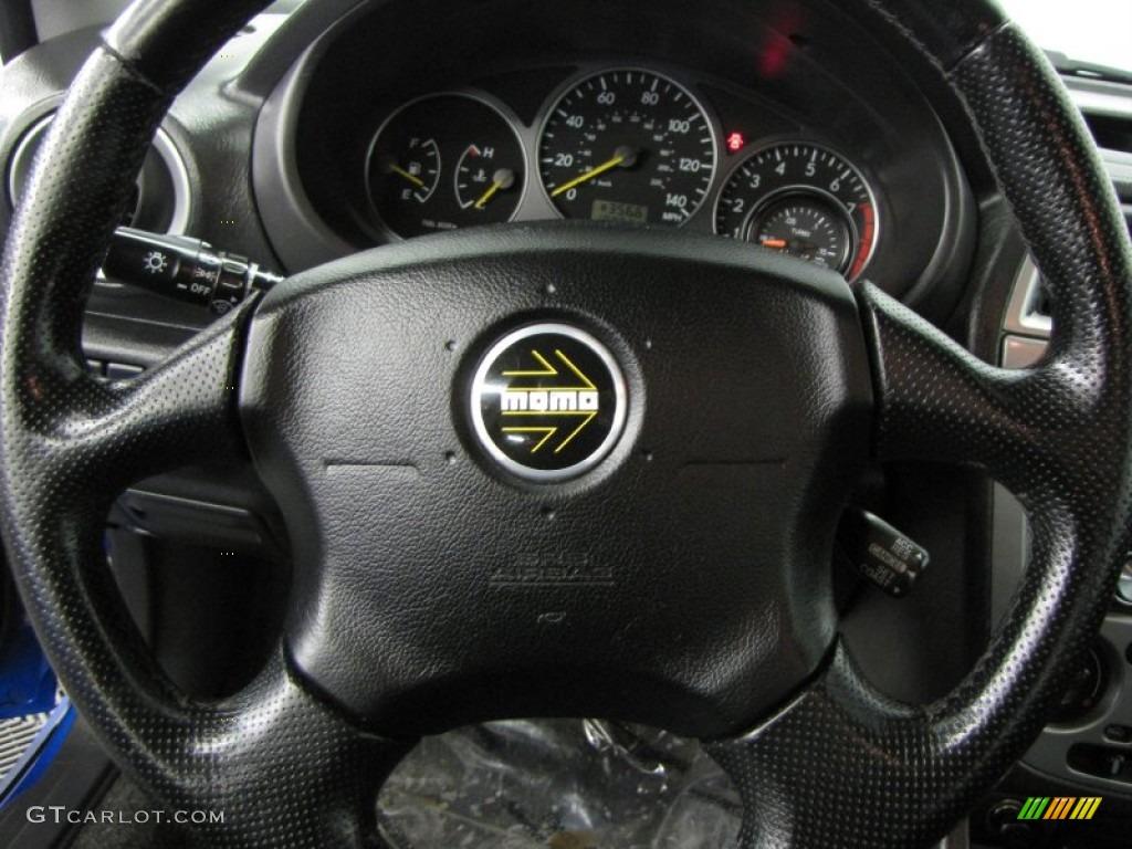 2002 Subaru Impreza WRX Sedan Steering Wheel Photos