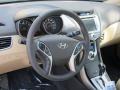 Beige Dashboard Photo for 2013 Hyundai Elantra #63567959