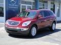 2009 Red Jewel Tintcoat Buick Enclave CXL  photo #1