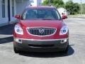 2009 Red Jewel Tintcoat Buick Enclave CXL  photo #4