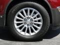 2009 Red Jewel Tintcoat Buick Enclave CXL  photo #38