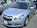 Ice Blue Metallic 2012 Chevrolet Cruze Gallery