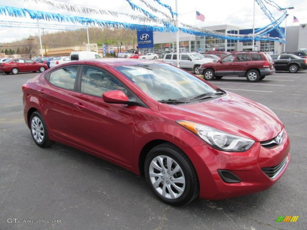 Red allure 2012 hyundai elantra gls exterior photo - 2012 hyundai elantra exterior colors ...