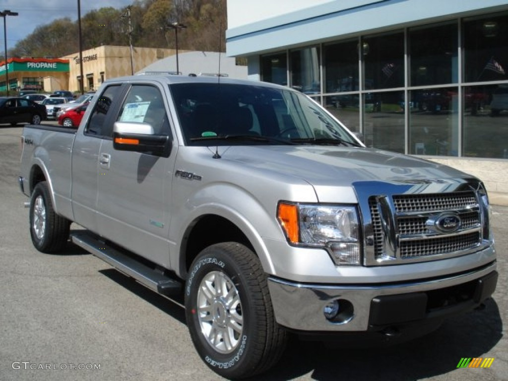 2012 ford f150 lariat supercab 4x4 exterior photos. Black Bedroom Furniture Sets. Home Design Ideas