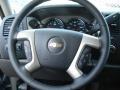 2012 Blue Granite Metallic Chevrolet Silverado 1500 LT Extended Cab 4x4  photo #18