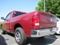 2011 Deep Cherry Red Crystal Pearl Dodge Ram 1500 ST Regular Cab  photo #2
