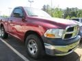 2011 Deep Cherry Red Crystal Pearl Dodge Ram 1500 ST Regular Cab  photo #4