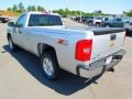 2012 Silver Ice Metallic Chevrolet Silverado 1500 LT Regular Cab 4x4  photo #5