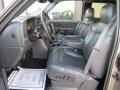 2002 Light Pewter Metallic Chevrolet Silverado 1500 LS Extended Cab 4x4  photo #8