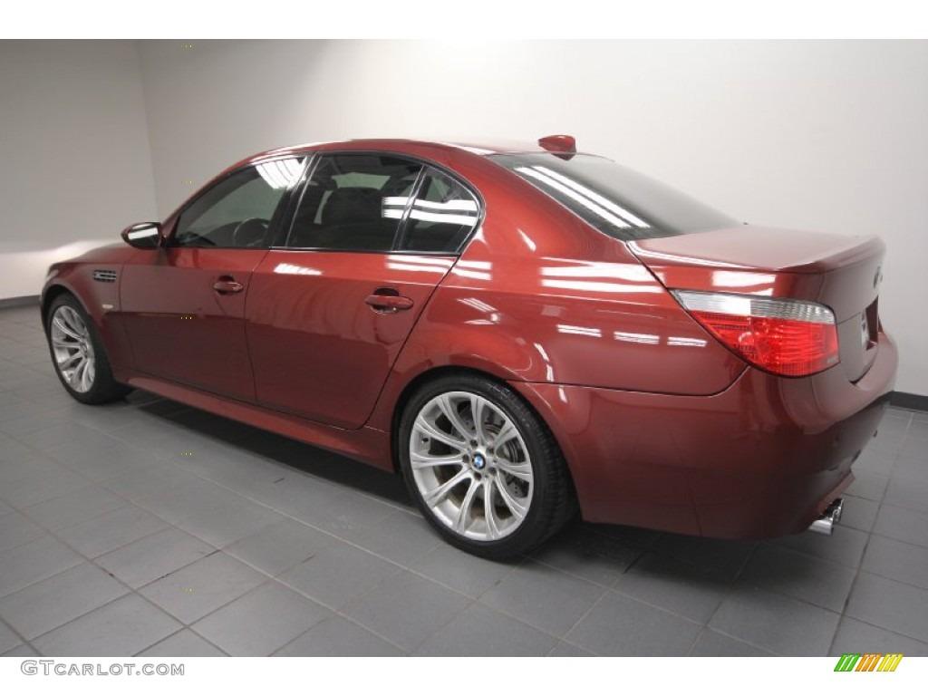 Worksheet. Indianapolis Red Metallic 2006 BMW M5 Standard M5 Model Exterior