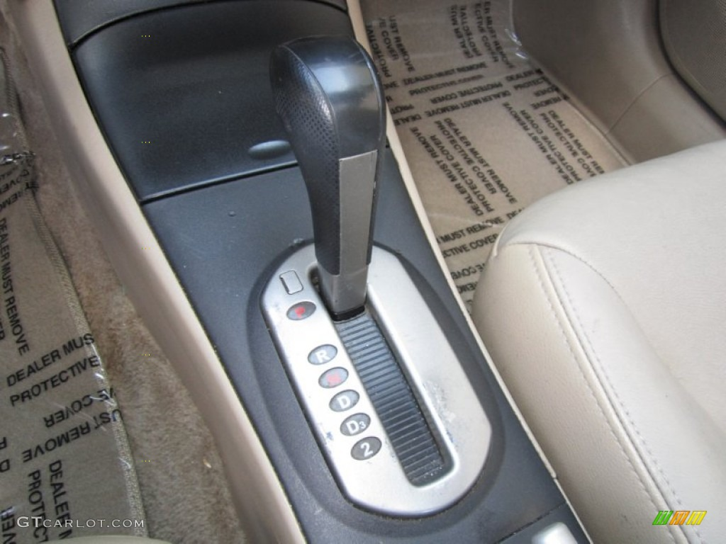 Marvelous 2002 Honda Civic EX Sedan 4 Speed Automatic Transmission Photo #63614845