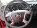 2012 Victory Red Chevrolet Silverado 1500 LT Extended Cab 4x4  photo #10