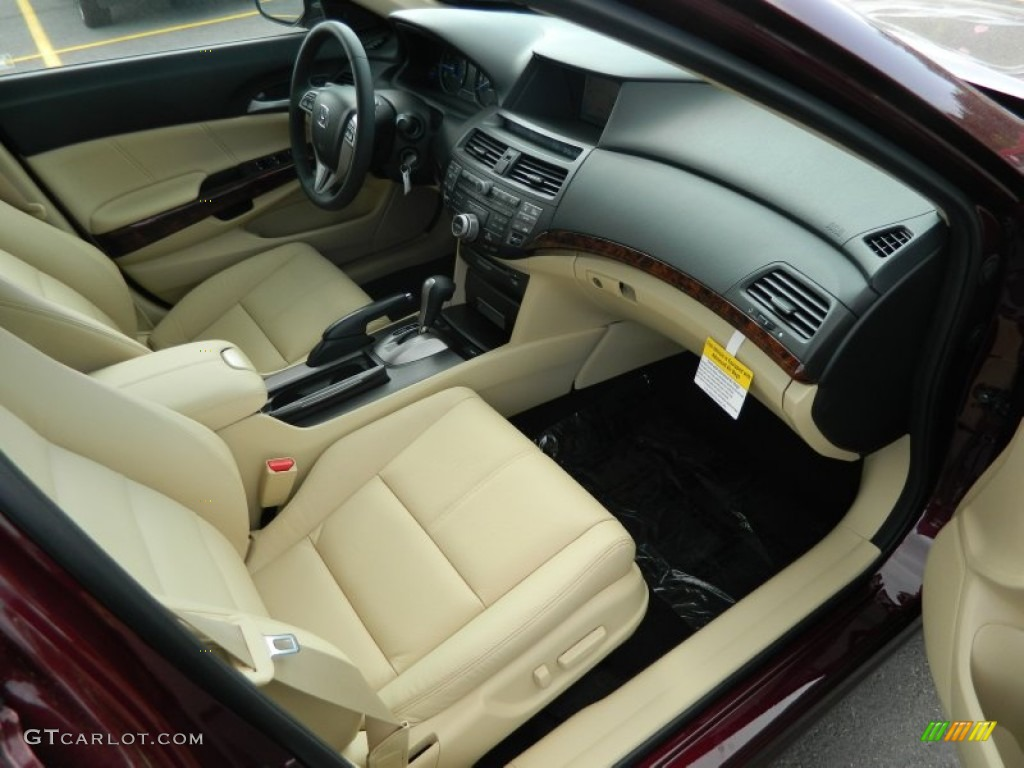 2012 Honda Accord Crosstour Ex L Interior Photo 63623710