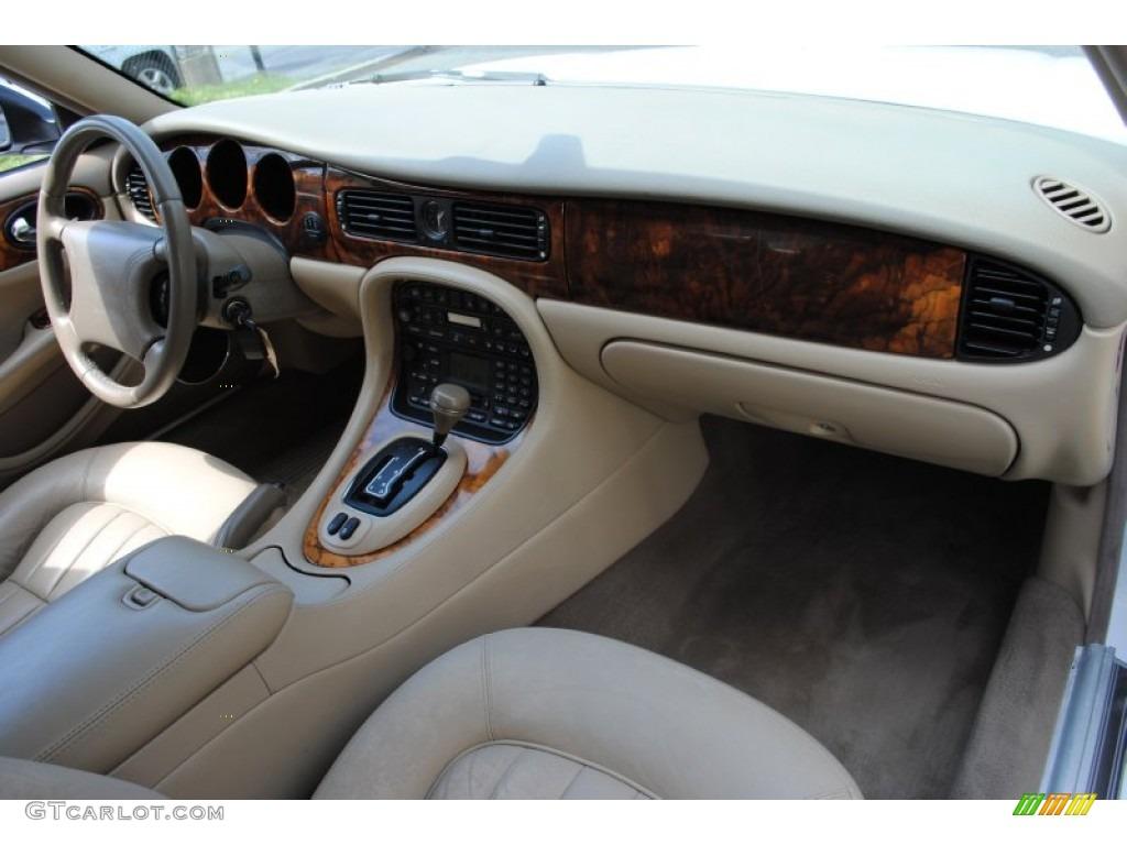 2000 Jaguar Xj Xj8 Cashmere Dashboard Photo 63634147