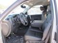 2012 Silver Ice Metallic Chevrolet Silverado 1500 LT Extended Cab  photo #9