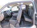2012 Silver Ice Metallic Chevrolet Silverado 1500 LT Extended Cab  photo #10