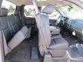 2012 Silver Ice Metallic Chevrolet Silverado 1500 LT Extended Cab  photo #12