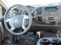 2012 Silver Ice Metallic Chevrolet Silverado 1500 LT Extended Cab  photo #13