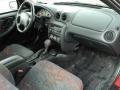 1997 Pontiac Grand Am Graphite Interior Dashboard Photo