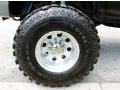 1998 Dodge Ram 2500 Sport Extended Cab 4x4 Wheel and Tire Photo