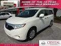 Pearl White 2012 Nissan Quest Gallery
