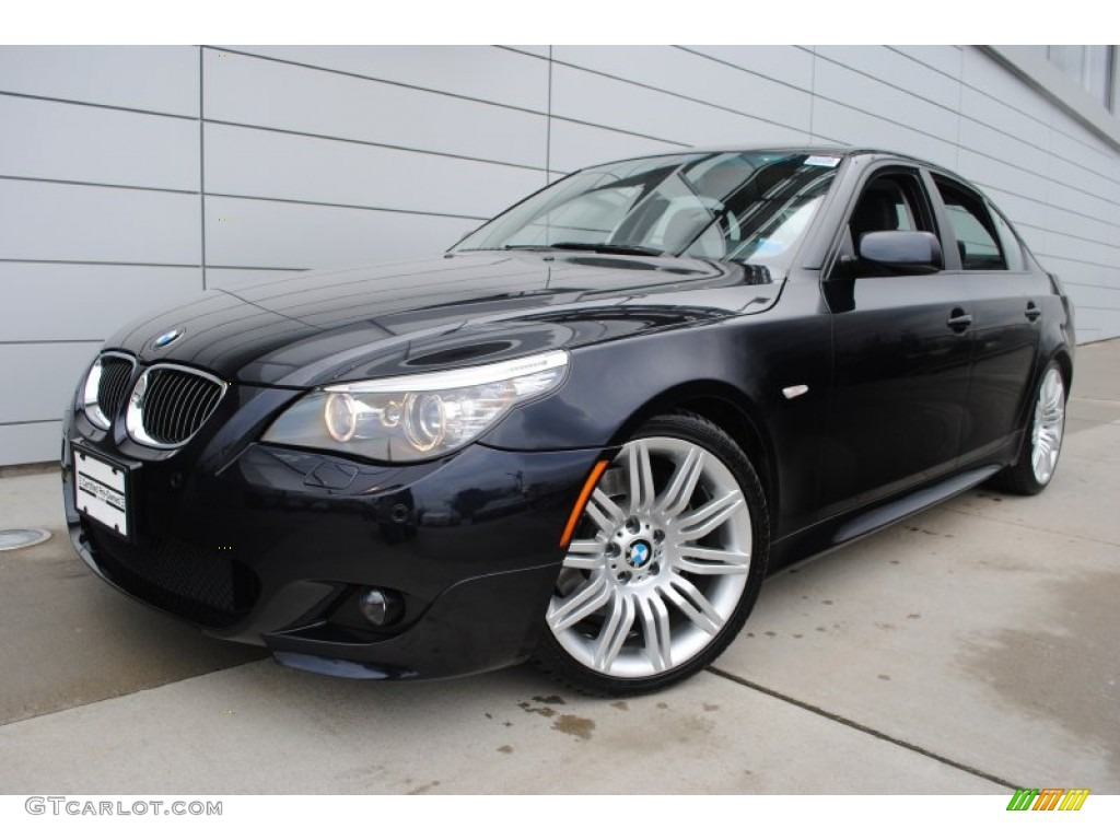 2009 bmw 5 series 550i sedan exterior photos. Black Bedroom Furniture Sets. Home Design Ideas
