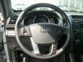 Black Steering Wheel Photo for 2012 Kia Sorento #63691921