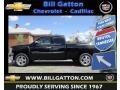 2012 Black Chevrolet Silverado 1500 LT Extended Cab  photo #1