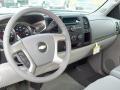 2012 Mocha Steel Metallic Chevrolet Silverado 1500 LT Regular Cab 4x4  photo #7