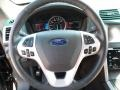 Pecan/Charcoal Black Steering Wheel Photo for 2013 Ford Explorer #63714046