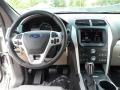 Medium Light Stone Dashboard Photo for 2013 Ford Explorer #63714298