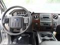2012 Ingot Silver Metallic Ford F250 Super Duty Lariat Crew Cab  photo #28