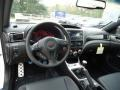Dashboard of 2012 Impreza WRX STi Limited 4 Door