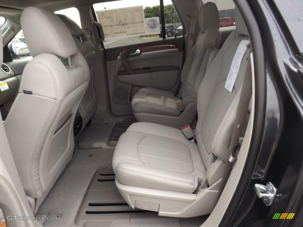 Titanium Interior 2012 Buick Enclave Fwd Photo 63743946