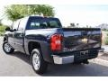 2011 Imperial Blue Metallic Chevrolet Silverado 1500 LT Crew Cab  photo #11