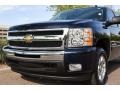 2011 Imperial Blue Metallic Chevrolet Silverado 1500 LT Crew Cab  photo #14