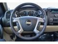 2011 Imperial Blue Metallic Chevrolet Silverado 1500 LT Crew Cab  photo #19
