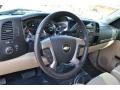 2011 Imperial Blue Metallic Chevrolet Silverado 1500 LT Crew Cab  photo #20
