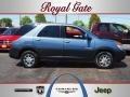 Opal Blue 2002 Buick Rendezvous CXL AWD