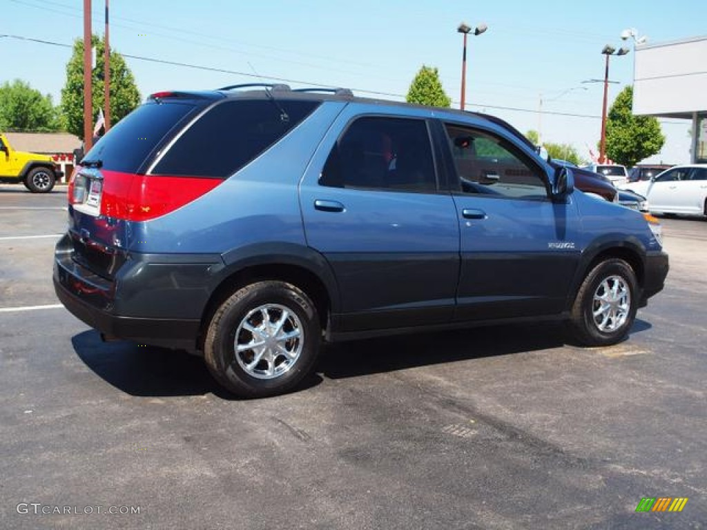 opal blue 2002 buick rendezvous cxl awd exterior photo. Cars Review. Best American Auto & Cars Review